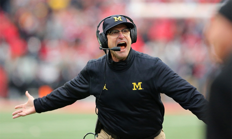 Is Jim Harbaugh on the Hot Seat?